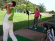 cours golf practice